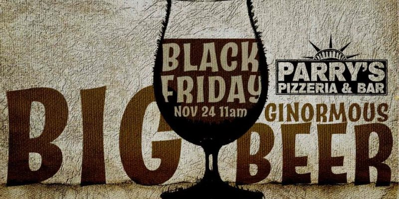 Black Friday: Big. Ginormous. Beer!