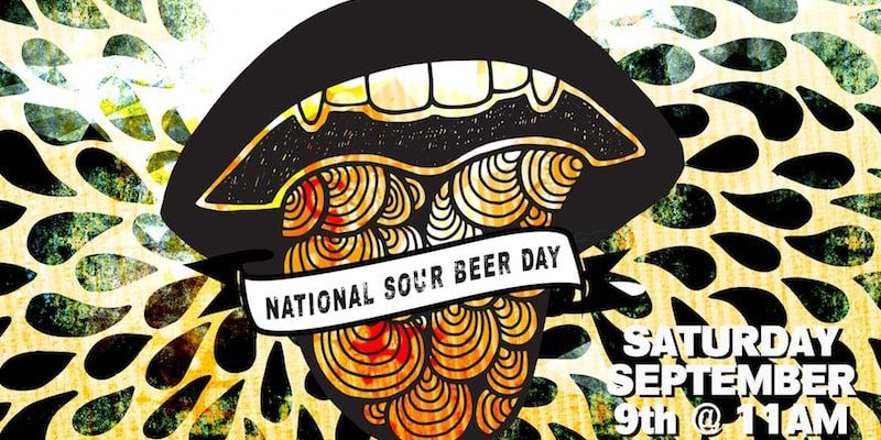 National Sour Beer Day