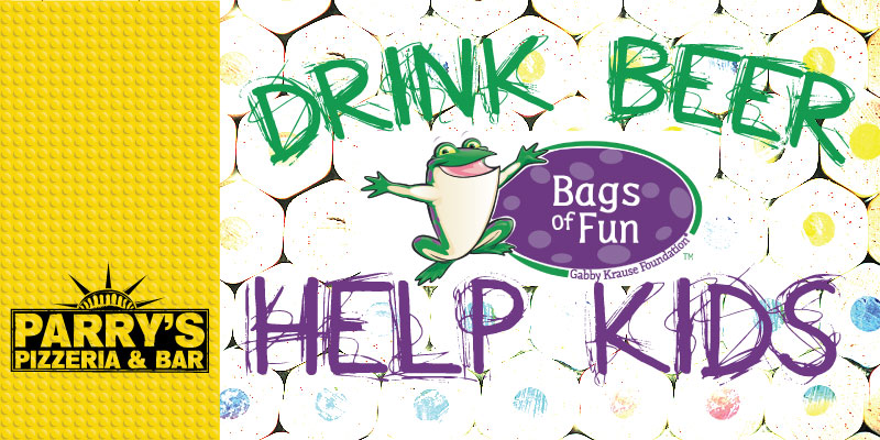 Drink Beer. Help Kids