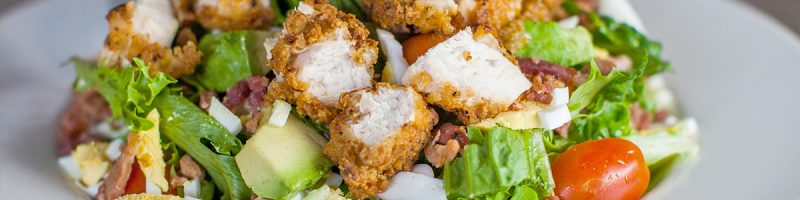 Lexington Ave Fried Chicken Salad