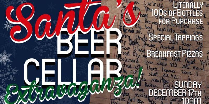 Santa's Beer Cellar Party